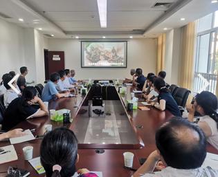 华中农业大学姜道宏教授来访并作学术报告